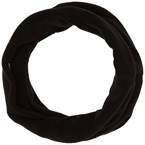 Quiksilver Casper-Sciarpa da uomo, colore: nero