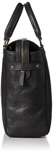 Cinque Rosella Handtasche Mit Rv, Sacs portés main Noir - Schwarz (schwarz 9000 9000)