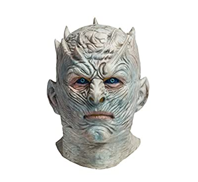 Game of Thrones Night King White Walker Men's Full Head Mask