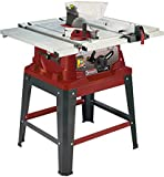 "Lumberjack TS254SE 254mm/10"" 1500W Table Saw with Extending Table and Legstand 230V"