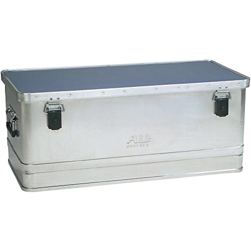 Alutec 81 L Alubox Aluminium Transportkiste Werkzeugkiste Lagerbox Alukoffer A81