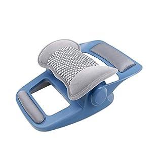 LXYSSB Zervikaltraktion Kissen, Massage Plus Elektroheizquellen Therapie für zervikale Patient Reparatur Spezial Startseite Traction Pillow