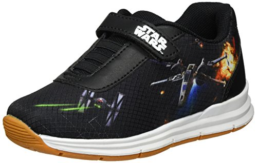 Star Wars - Sw000593, Pantofole Bambino Nero (Black 001)