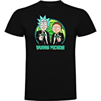 The Fan Tee Camiseta de NIÑOS Rick Divertida Friky Morty Smith Tiny