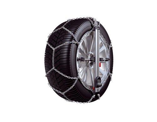 Thule - catene da neve per auto easy-fit cu-9 gruppo 095 misura 225/45 r17