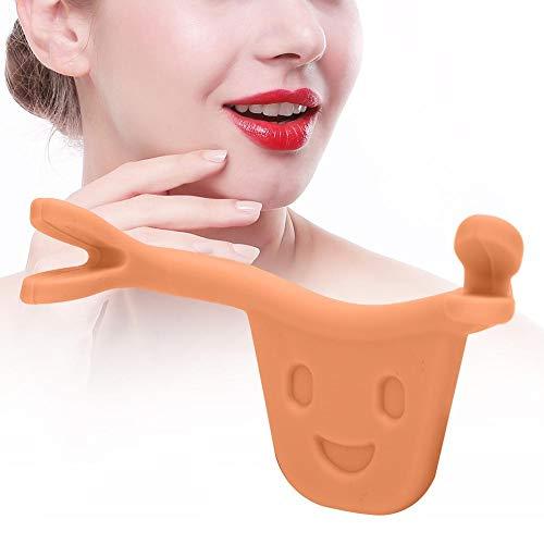 2 Farben Smile Face Trainer, Smile Makers, Sweet Smile Correction Tool Für Das Abnehmen Des Gesichts Lip Exerciser Mundmuskelstraffung Trainer Anti Falten Klammer Für Alle (2#)