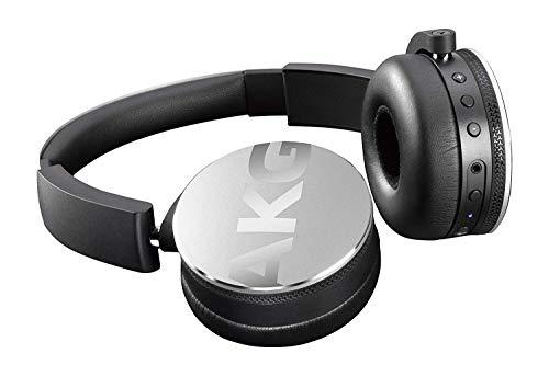 AKG Cuffie Bluetooth, Nero