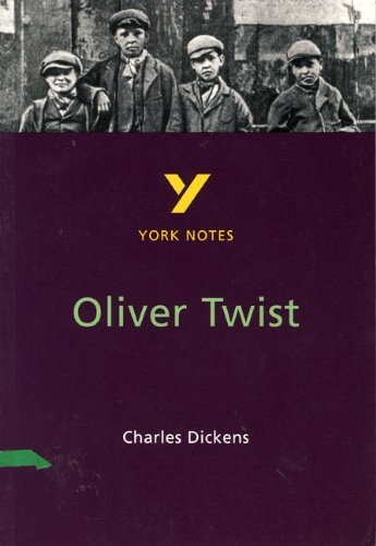 Oliver Twist: York Notes for GCSE: Charles Dickens by A Other (1999-08-24)