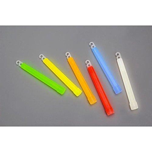 Cyalume SnapLight Knicklicht Glowstick 15cm (6 Inch) in orange