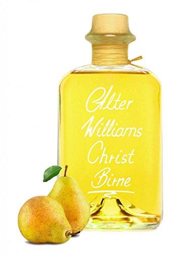 Alter Williams Christ Birne 0,7 L fruchtig u. sehr mild 40%Vol Schnaps Spirituose kein Birnenbrand