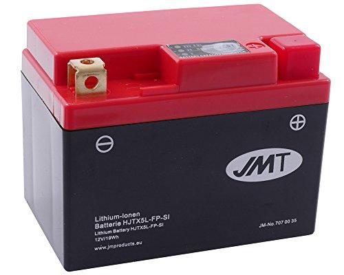 Batterie Lithium JMT HJTX5L-FP für HONDA Lead 50 ccm Baujahr -01[ inkl.7.50 EUR Batteriepfand ]