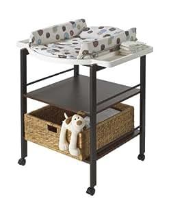 geuther table langer maxi weng plan langer avec rangement matelas inclus coloris pois 2. Black Bedroom Furniture Sets. Home Design Ideas