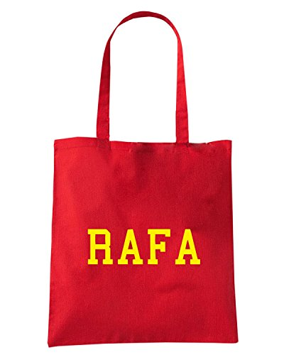 T-Shirtshock - Borsa Shopping OLDENG00772 rafa Rosso