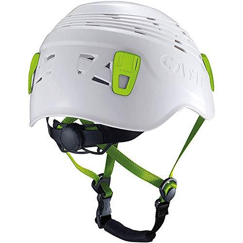 CAMP Casque Titan Large Unisexe Varié Randonnée Couleur Blanc Vert