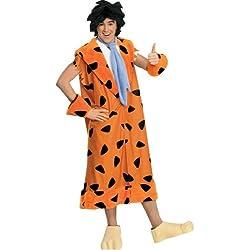 Costume Carnevale da Fred Flintstone Gli Antenati cartoni – taglia ragazzo