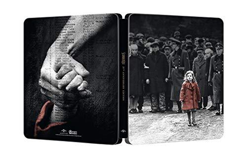 Schindler'S List-25Th Anniv.Edit.(4K+2 Br Steelbook)