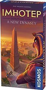 Thames & Kosmos 694067 Imhotep: una Nueva dinastía (Paquete de expansión), Multi