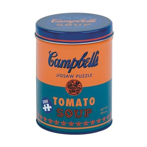 Orange 300 Piece Puzzle (Campbell's Tomato Soup Can)