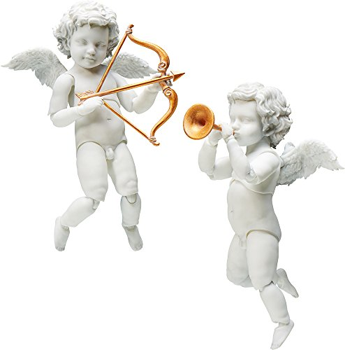 FREEing Liberando cuadro Museo ángeles Figma