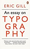 An Essay on Typography (Penguin Modern Classics)