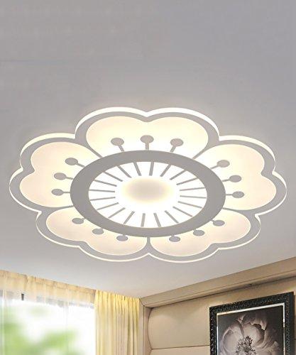 Preisvergleich Produktbild PENGFEI Deckenleuchten Glas Kreative Persnlichkeit Wohnzimmer Schlafzimmer Kinderzimmer LED Deckenleuchte Mit