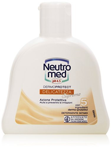 Neutromed - Detergente Intimo, Azione Protettiva Aiuta a Prevenire le Irritazione - 200 ml