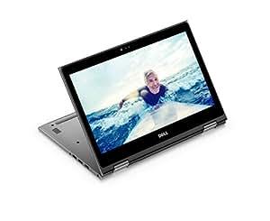 """Dell Inspiron 13-5379 Ultrabook tactile convertible 13,3"""" Full HD Argent (Intel Core i5, 8Go de RAM, SSD 256Go, UMA, Windows 10 Home)"""