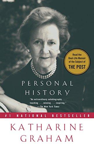 Personal History por Katherine Grahame