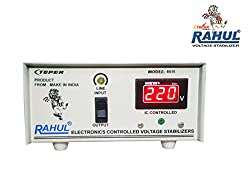 4515 c Digital 300 VA 140-280 Volt 1 LCD/LED TV +DVD/DTH/Music System Automatic Voltage Stabilizer