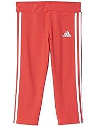 Adidas YG Gu 3/4tight collant 3/4, filles