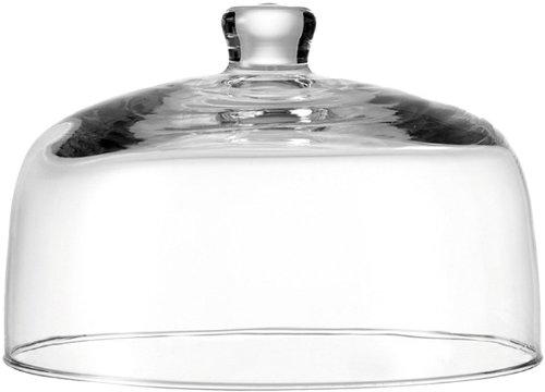 Klares Glas Glocke (Leonardo 042610 Universal Glocke 25 cm)