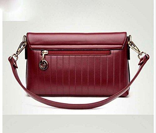 Ms. Schulter Messenger Handtasche,4-OneSize Laidaye