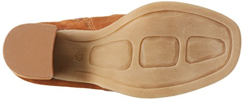 Mjus 848009-0101, Sandales  Bout ouvert femme Braun (Biscotto)