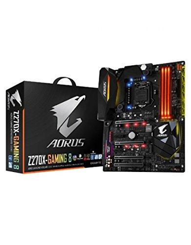 AORUS GA-Z270X Gaming 8 1151 DDR4 SLI RGB Fusion Motherboard