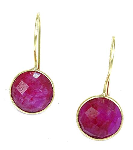 The Moshi Ohrringe Stella gold ruby pink (Stella Ruby)