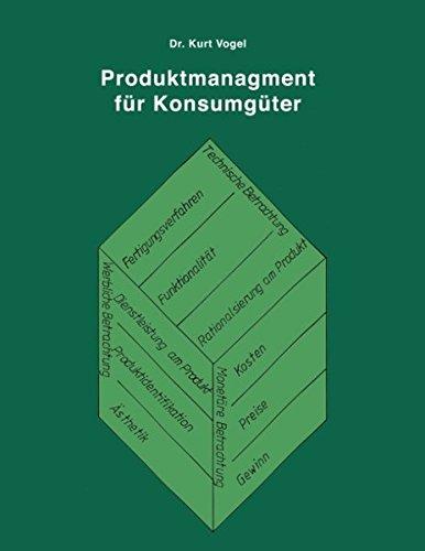 Produktmanagement für Konsumgüter