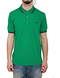 Polo Homme Fred Perry Vert PE2016