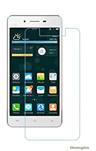 ShiningZon Premium Quality Ultra Clear Tempered Glass Screen Protector For Vivo Y27L