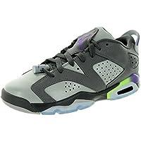 Nike Air Jordan 6 Retro Low GG, Zapatillas de Running Para Niñas