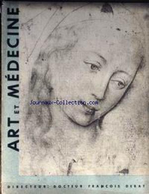 ART ET MEDECINE [No 1] du 01/01/1936 - L...