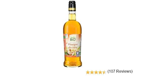 Lot De 4 Vinaigre De Cidre Bio 75 Cl Livraison Rapide en France Jardin Bio Prix Par Lot