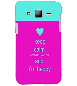PrintDhaba Quote D-2629 Back Case Cover for SAMSUNG GALAXY J2 (Multi-Coloured)