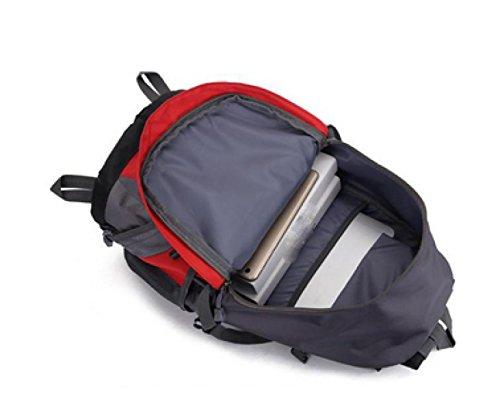 LAIDAYE Sporttaschen Sporttaschen Schulterbeutel Im Freienbeutel Bergsteigen Taschen Taschen Bulk Taschen Rucksäcke Yellow