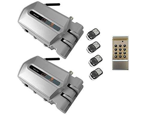 Golden Shield - Controla Dos cerraduras electrónicas Invisibles con u