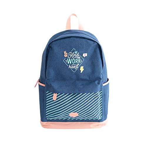 Mr. Wonderful Backpack-Be Kind and Work Hard