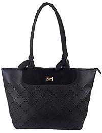 5d403d62aa36 Naj Oleari Women s Shoulder Bag black black