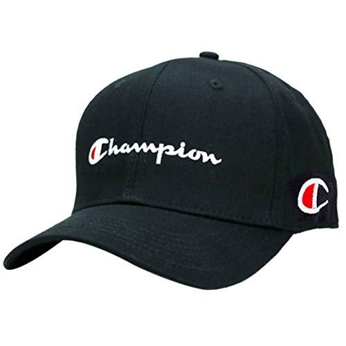 Belsen Damen Hip-Hop Baseball Cap Trucker Hat (Schwarz)
