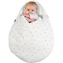 exiu bebé recién nacido otoño invierno estrella algodón manta saco de dormir 0–1año
