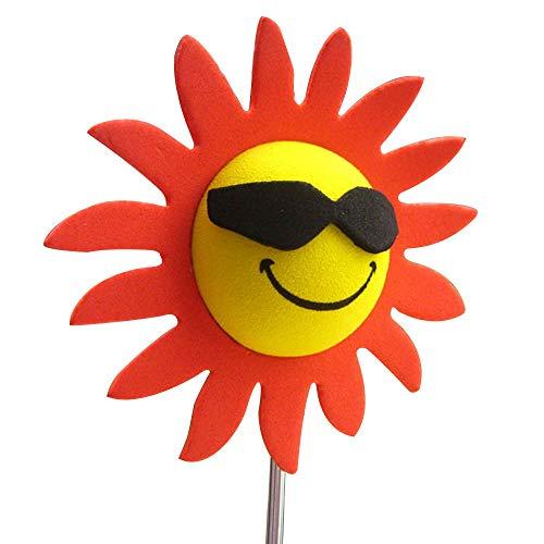 Cool Sun Antennenaufsatz, Antennenbälle