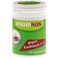 KNOBINON Kautablette Dose 40 St preisvergleich bei billige-tabletten.eu